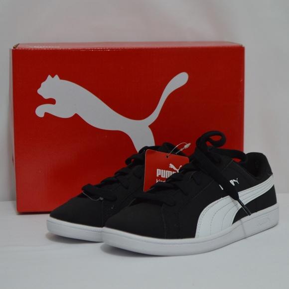 97874f56d6 New Puma Youth Boys Smash Fun Buck Jr Sneakers NWT